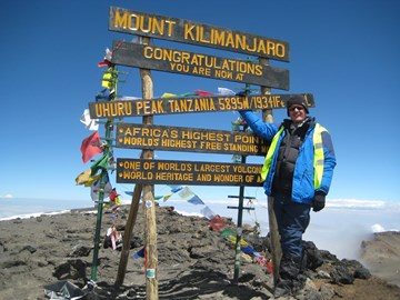 Summit reached 10:15 hrs on the 02/10/2014