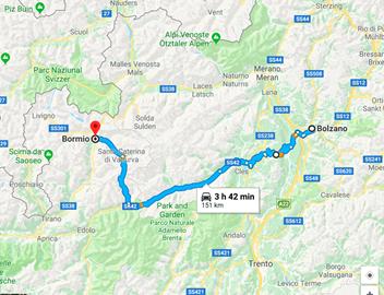 Day 1 Bolzano to Bormio through the Gavia Pass