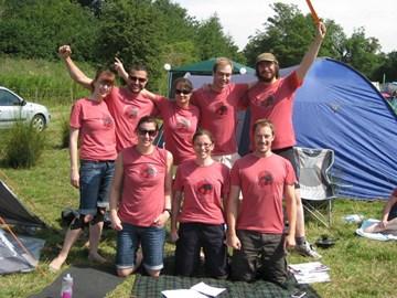Our TR24 Thunder Run team (challenge 7)