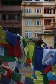 Prayer Flags - Kathmandu