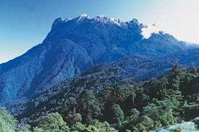 Mount Kinabalu, Borneo, Malaysia