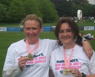 First 10k, now first Marathon......