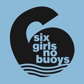 SixGirlsNoBuoys Logo