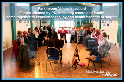 Parkinsong Voices in action