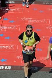 Running hard...