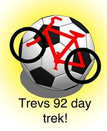 TREVS 92 DAY TREK