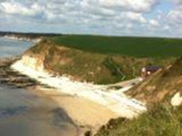 Yorkshire Coast - great training area!