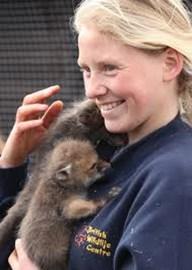 Isobel works for British Wildlife Centre