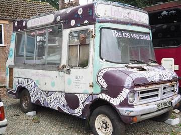 Ice cream we will renovate