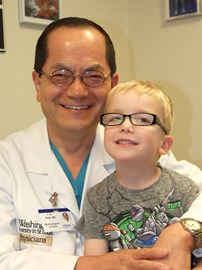 Noah and the amazing Dr Park