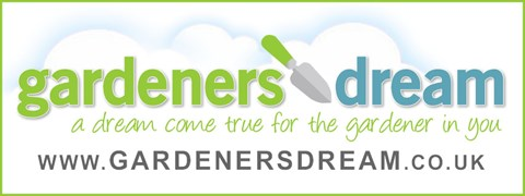 Proud to be supported by Gardeners Dream
