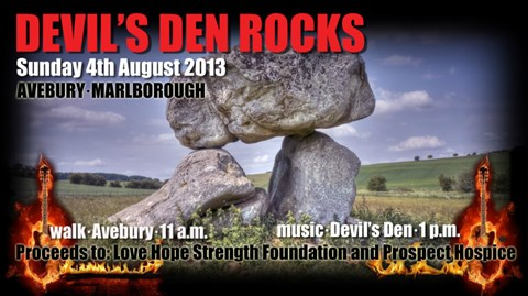 Devil's Den Rocks