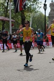 London Marathon 17