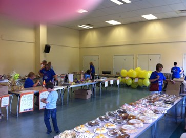 MND Family Fun Day - £1102 raised!