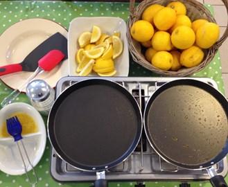 Pancake Day at Wayside