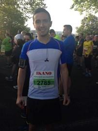 Nottingham Half Marathon 28/09/14