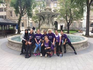 Fabulous Dementia and Delirium Team Walk