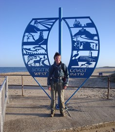 Completion of South West Coast Path