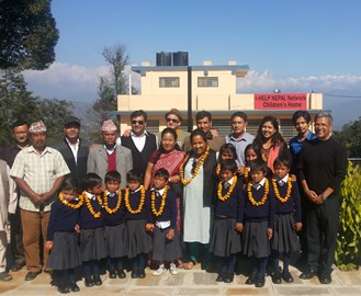 Official Launch of Our Home in Nepal