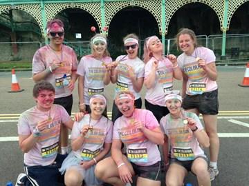 Brighton Colour Run