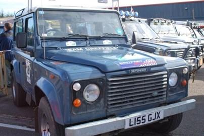 The 2009 Team Vehicle