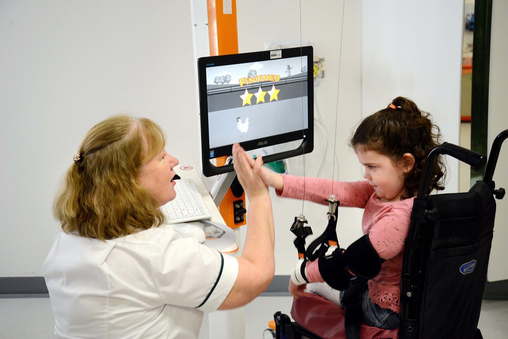 Charitable Funds at Newcastle's Hospitals is fundraising for