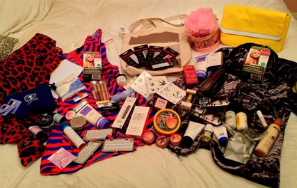 Some of the goodies you are in to win!