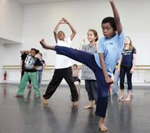 Dance classes in a range of styles