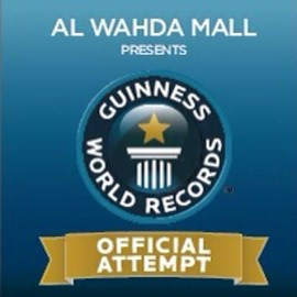 OFFICIAL GUINNESS WORLD RECORD