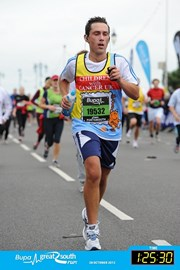 BUPA Great South Run 10 Miles - October 2012