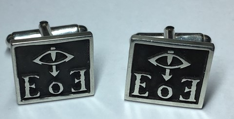 The Cufflinks in question
