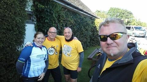 George's Marvellous Charity Bike Ride