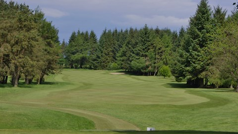 I'll be playing all 10 rounds at Strathaven Golf Club, Scotland