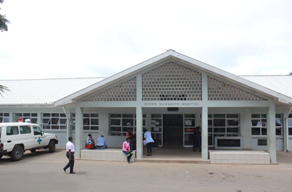 Queen Elizabeth Central Hospital (QECH), Blantyre, Malawi