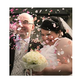 Our happiest day...
