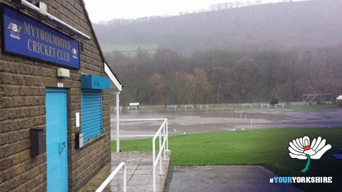 Mytholmroyd Cricket Club of the Halifax League