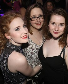 Rosanna, Catrin and Kate