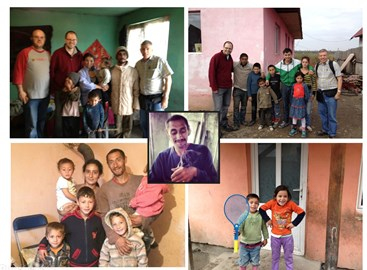 Some of the families we have helped