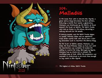 104. Malladus