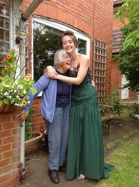 Prom with my Gran