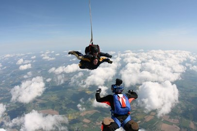 10,000 ft Skydive.