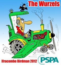 The Wurzel Birdman 2012 for PSPA