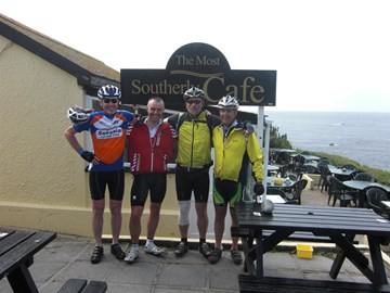 At The Lizard on the last day