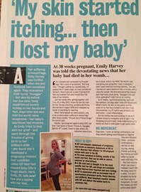 Article in 'New!' Magazine p1