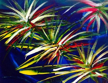 'Fireworks' by Hannah Lindfield