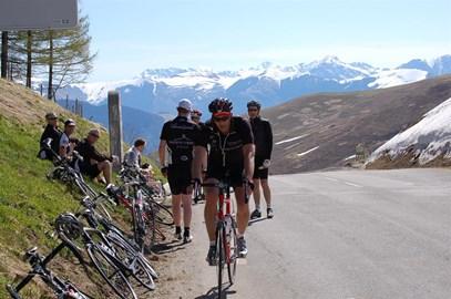 Col de Peyresourde, 2009 (1,569m)