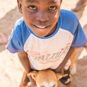 No child should grow up fearing dogs. Donate to protect the community in Thyolo district today.