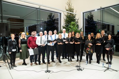 Donnelly Group Foundation - Christmas Carol Service Dec 2019