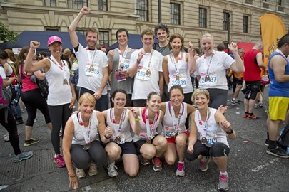 congratulations to the BirthLink team - everyone completed the 10K in really good times. Thank you to all runners and sponsors