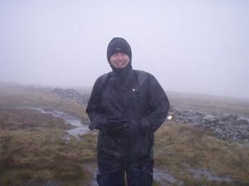 A very wet Lake District, November 2009